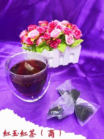 「雋美佳」 日月潭紅茶 紅玉紅茶(商)台茶18號 立體裸包50入