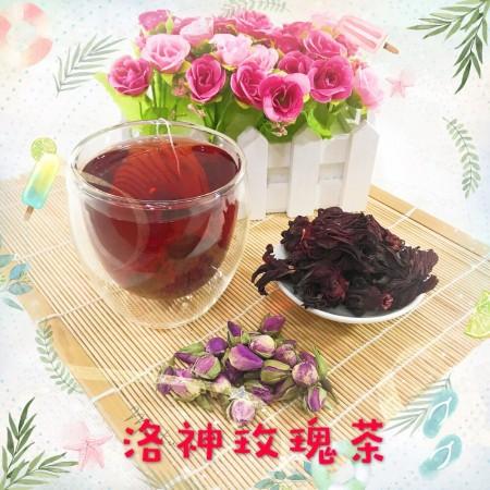 「雋美佳」【洛神玫瑰花茶】 20入/盒 立體茶包 洛神花 玫瑰花