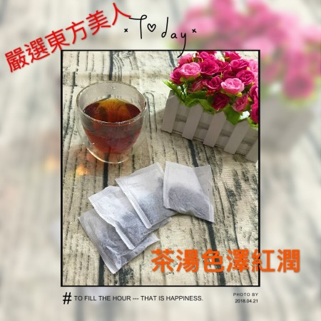 雋美佳」冷泡茶包 夏日首選 東方美人茶包 100入