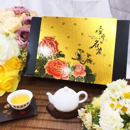 「雋美佳」台灣茗茶禮盒 茶葉禮盒 客製化禮盒