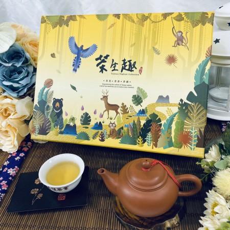 「雋美佳」茶生趣禮盒 茶葉禮盒 客製化禮盒
