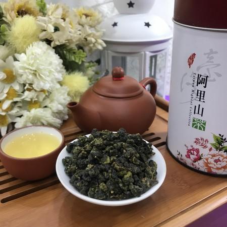 雋美佳 阿里山烏龍茶 (特上)  手採一心二葉高山茶