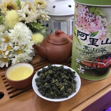 雋美佳 阿里山烏龍茶 (高級) 手採一心二葉高山茶
