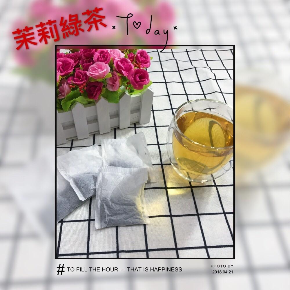 雋美佳」冷泡茶包 夏日首選  茉莉綠茶包  100入