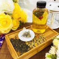 【雋美佳】洋甘菊綠茶 1盒20入 立體茶包