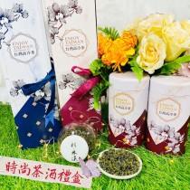 「雋美佳」紅酒禮盒 茶葉禮盒 客製化禮盒