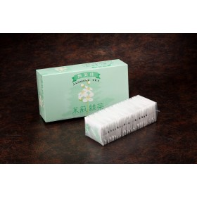 「雋美佳」茉莉綠茶(香片) 平面小茶包 1條50包