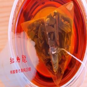 「雋美佳」紅烏龍 蜜香味 一盒20入 立體茶包